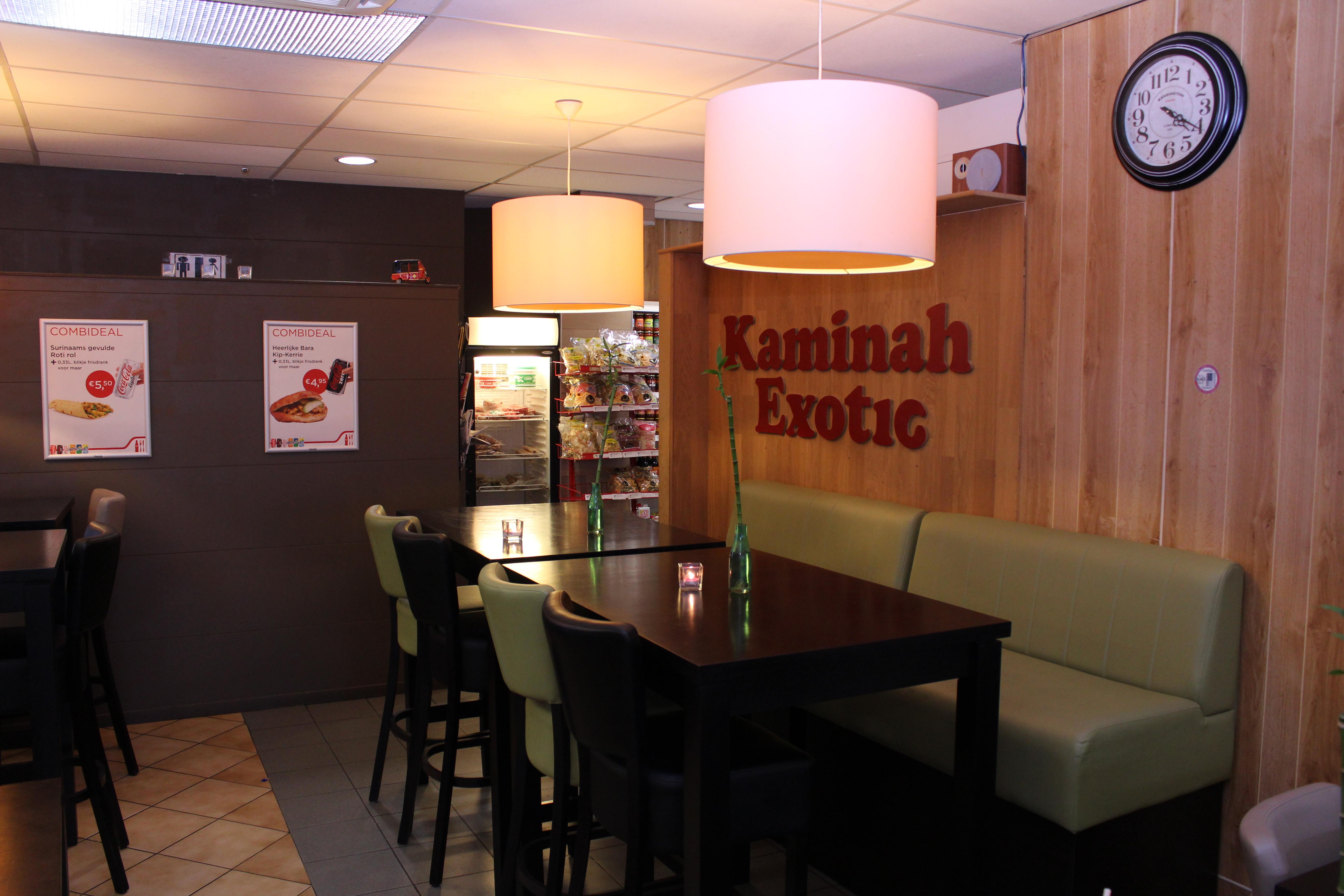 Restaurant & Koffiecorner
